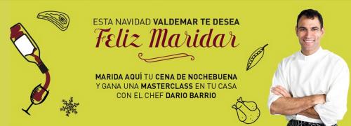 Feliz Maridar Bodegas Valdemar