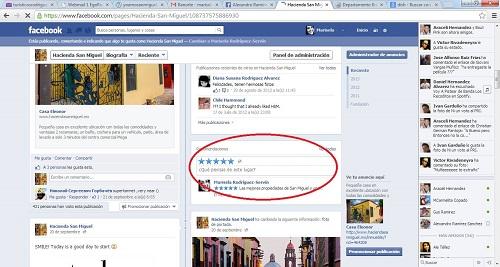 Puntuación de Facebook 03