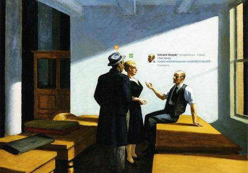 Obras clásicas reinterpretadas de NastyaPtichek