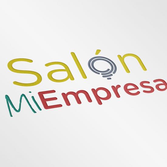 salon mi empresa logo