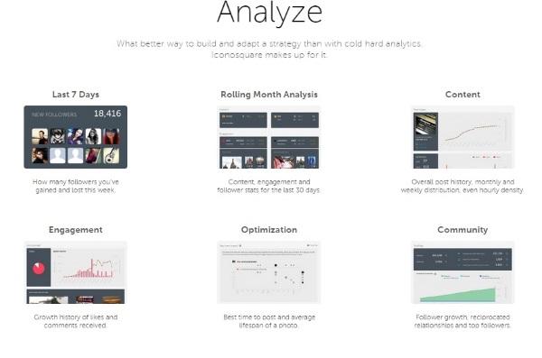 Todas tus métricas de Instagram en una sola Web App.