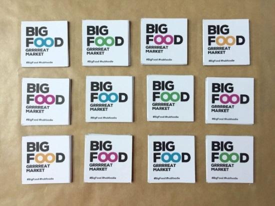 Big food - logos