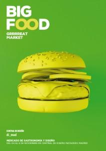 Cartel BigFood Grrrreat Market Burger
