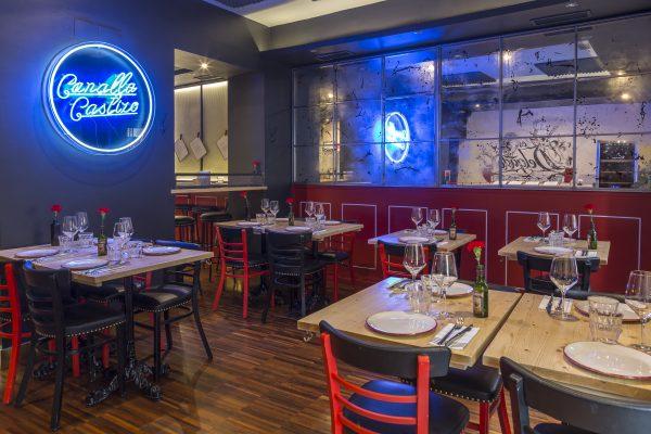 restaurante taberna castizo comida tradicional de autor creativa madrid